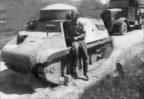 tanc capturat